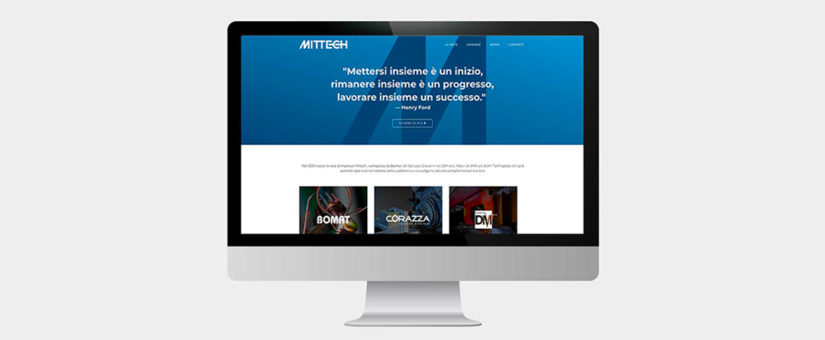Online Mittech new website